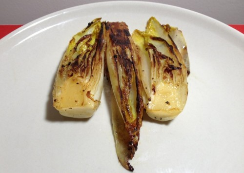 Braised Endives