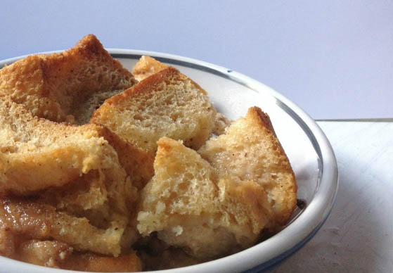 whisky whiskey bread pudding recipe