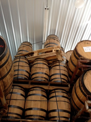 barrel cask whisky whiskey Finger Lakes Distillery wooden oak aged spirits