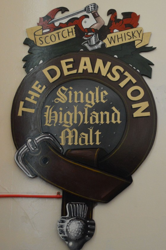 Deanston Distillery whisky Scotch single malt highland